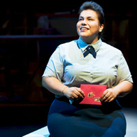 Patricia Cano in The (Post) Mistress, Vancouver