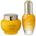 Pampered Skin: L'Occitane's Immortelle Divine Cream and Youth Oil