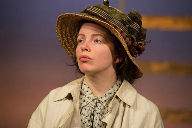 Samantha Sue-Pawliuk in The Train Carr