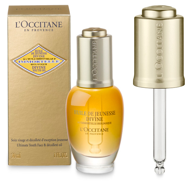 L'Occitane Immortelle Divine YouthOil