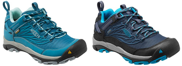 KEEN Saltzman WP hikers