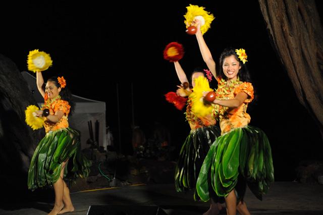 Mauna Kea Luau Dancers