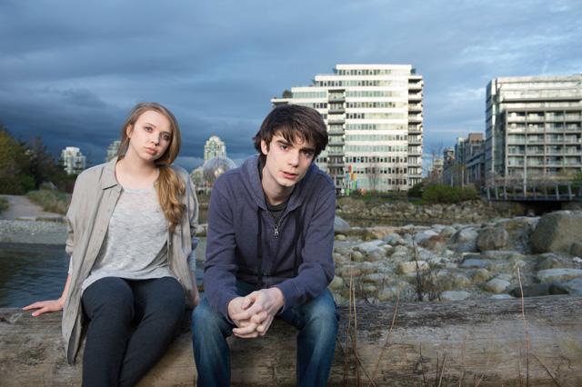 Pippa Mackie and Daniel Doheny