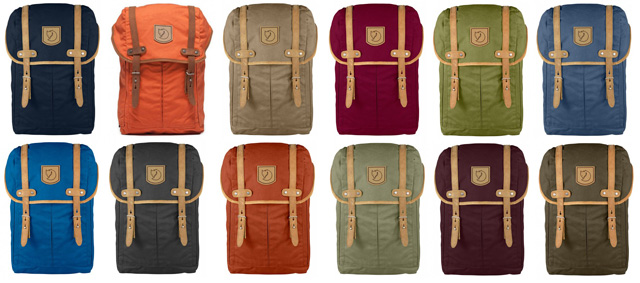 Fjallraven No. 21 Rucksacks