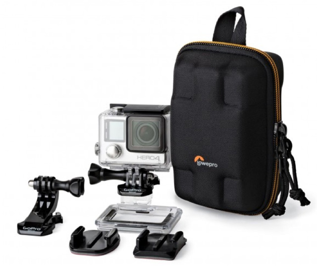 Dashpoint AVC 40 II with GoPro