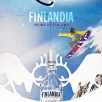 Finlandia Vodka poster
