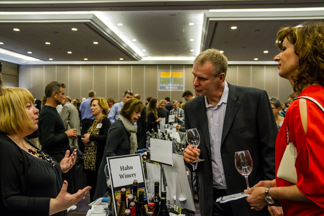 Hahn Winery; Mark Halliday photo