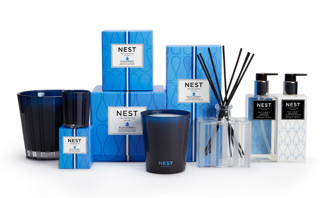 NEST Blue Garden collection