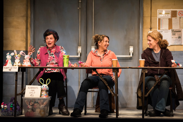 Patti Allan, Jenn Griffin, Colleen Wheeler