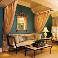 Fairmont Grand Del Mar Spa lounge