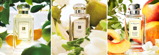 Jo Malone London colognes