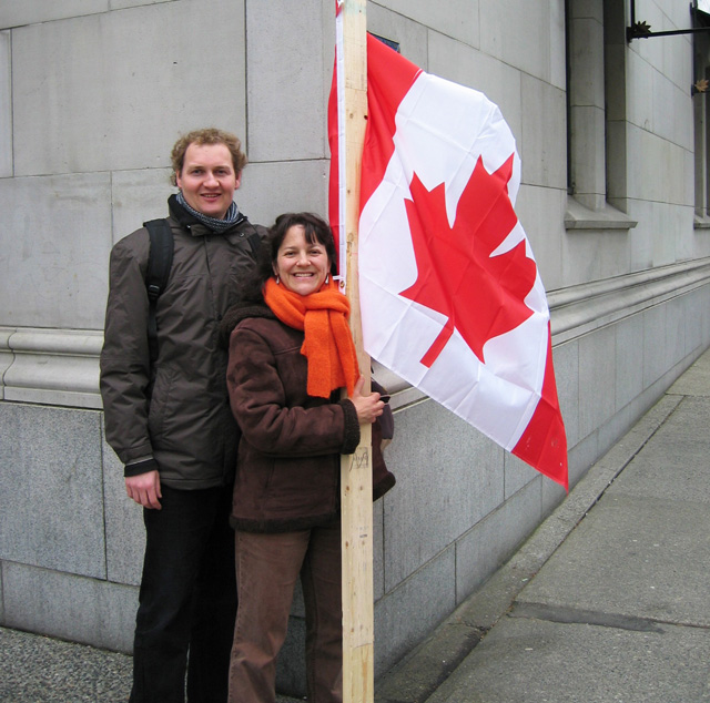 A visit to Vancouver, 2005
