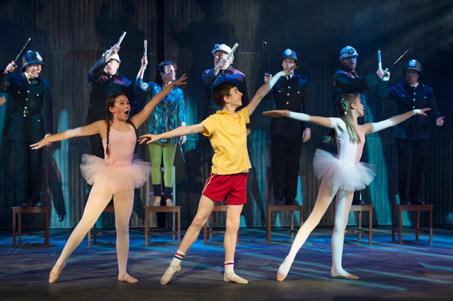 Billy Elliot cast