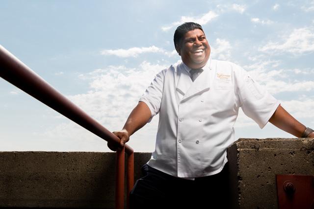 Chef Eraj Winnipeg