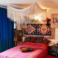 Jimi Hendrix bedroom, London