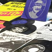 London Punk 40 display