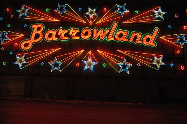 Barrowland Glasgow