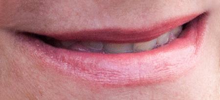 Teeez Carnelian Coral lipstick