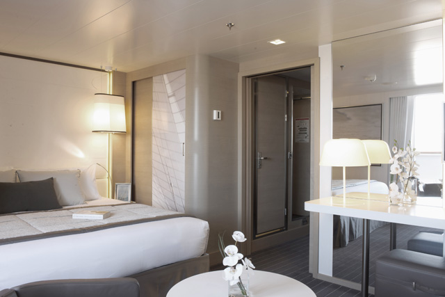 Le Soleal stateroom