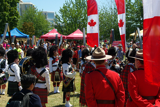 North Vancouver Canada Day