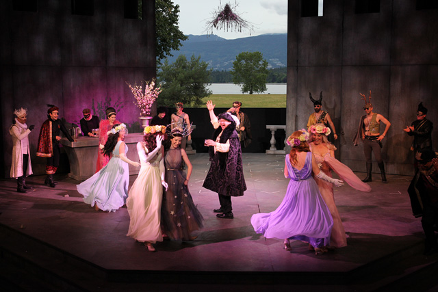 Romeo and Juliet at Bard on the Beach