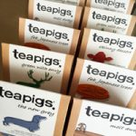 On a Tea Journey with Britain's Teapigs + Contest