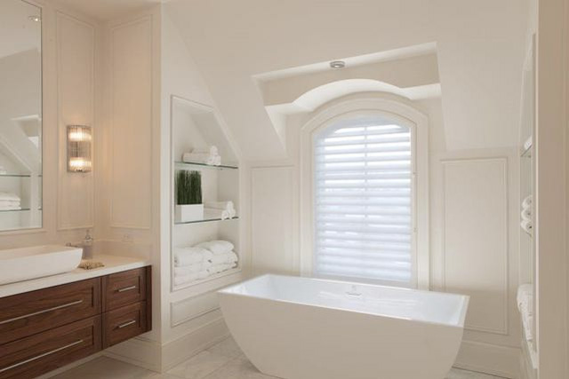 Bathroom planning and renovation by Design Happens of Burnaby