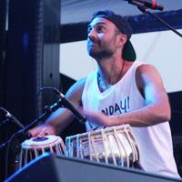 Delhi2Dublin at Surrey Fusion Festival, 2016