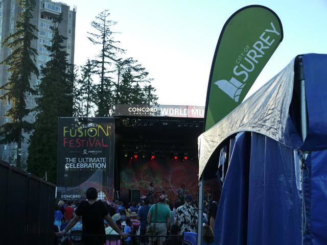 Fusion Festival main stage