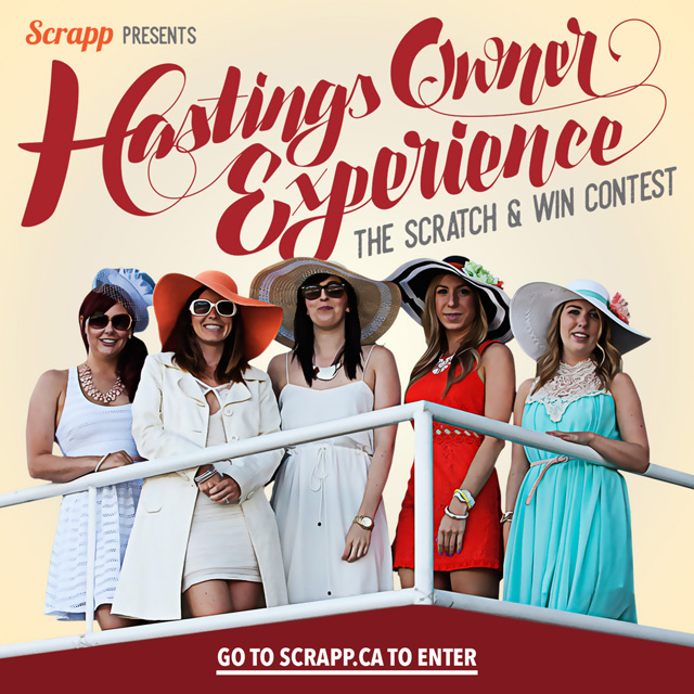 Hastings Owner Experience contest banner