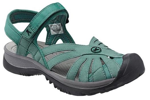 KEEN Rose sandal, mineral blue