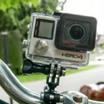 Beach Bound with GoPro's Redesigned Pro Handlebar/Seatpost/Pole Mount