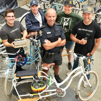 Operation Rudy Vancouver bike program