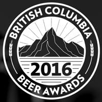 2016 British Columbia Beer Awards logo