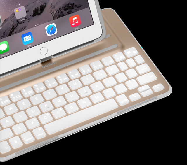 Belkin QODE Ultimate Pro Keyboard Case