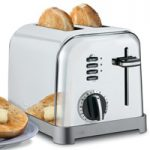 Getting Our Toast Fix with Cuisinart's Metal Classic 2-Slice Toaster
