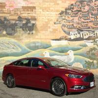 2017 Ford Fusion #ArtofFusion