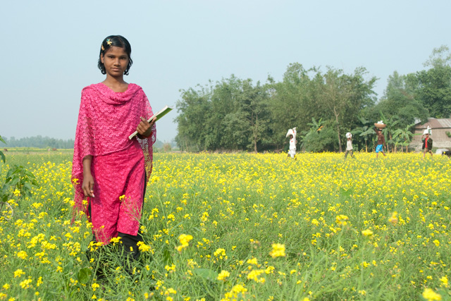 Bangladesh scholar in field