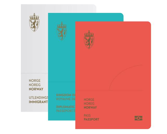 Norwegian passports