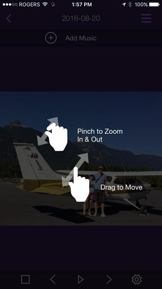 Roku Pinch to Zoom