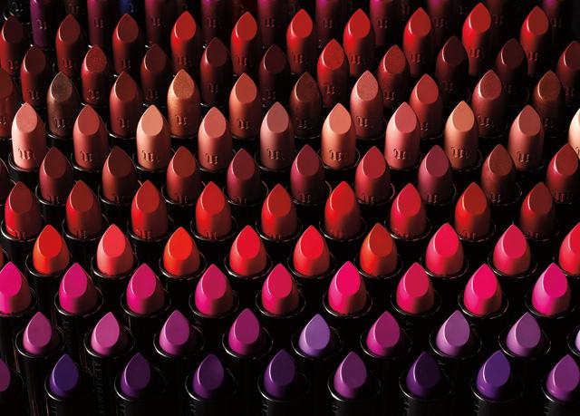 VICE lipsticks