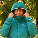Chilly Day Layering With Arc'teryx Women's Atom LT Hoody