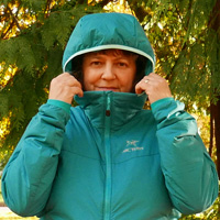Acteryx Atom LT Hoody for women