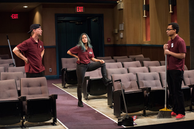 Arts Club Theatre's The Flick