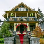 The Mount Pleasant Halloween Monster House