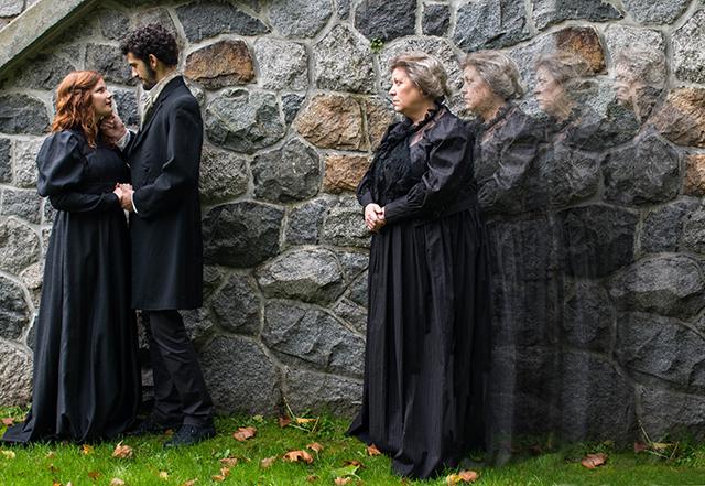 Elizabeth Willow, Francis Willow, Tanja Dixon-Warren