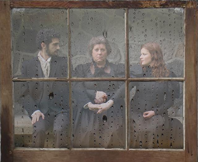 Francis Willow, Tanja Dixon-Warren, Elizabeth Willow