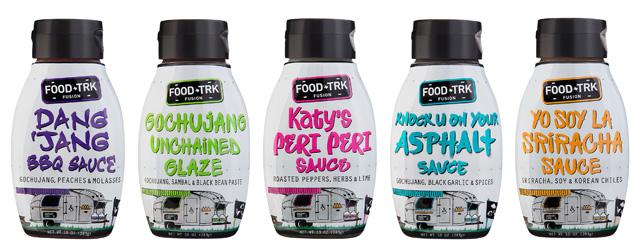 Food Trk fusion sauces