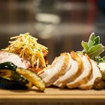 Forage to Offer a Festive, Four-Course Holiday Lunch This Season