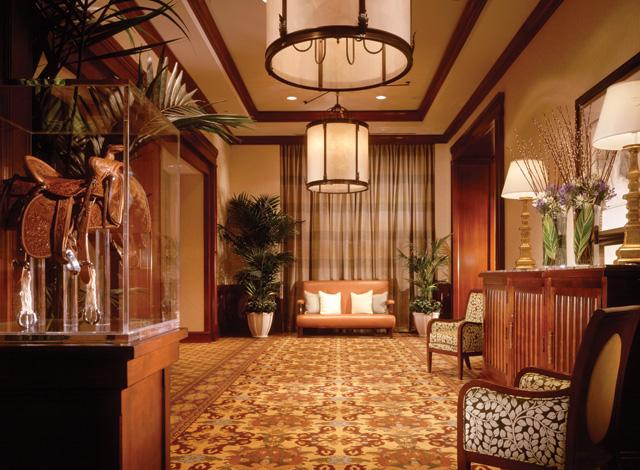 Mokara Hotel and Spa lobby